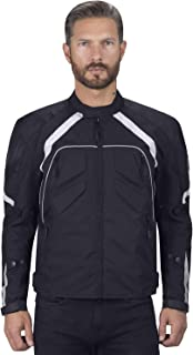 Viking Cycle Over Lord Motorcycle Textile Jacket For Men