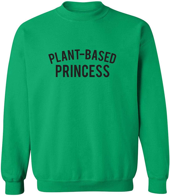 Plant-Based Princess Crewneck Sweatshirt