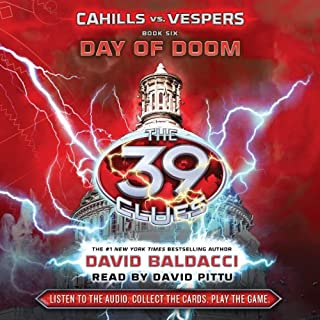 Cahills vs. Vespers, Book 6: Day of Doom audiobook cover art