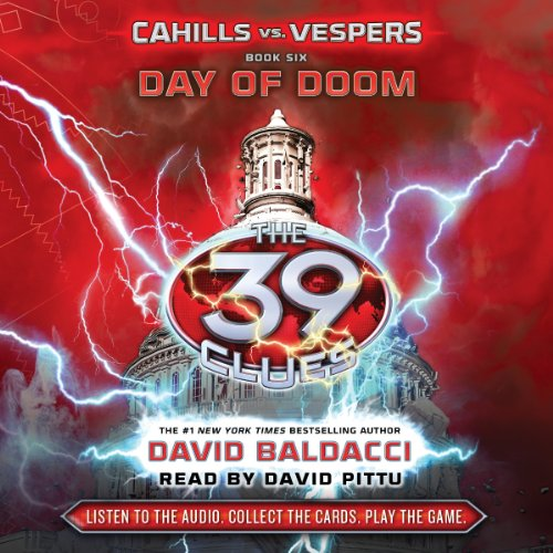 Cahills vs. Vespers, Book 6: Day of Doom cover art