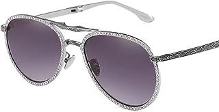 Men's Folding Mirror Sunglasses Diamond Sunglasses Women's Trend Sunglasses Mirror