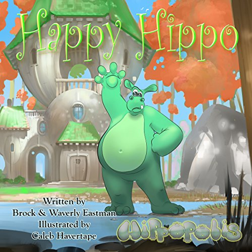 Happy Hippo: Learning Emotions audiobook cover art