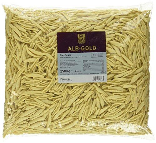Alb-Gold Fagiolini, 1er Pack (1 x 2.5 kg Packung) - Bio