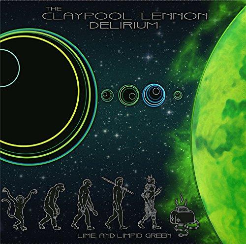 Lime & Limpid Green [Vinyl Single]