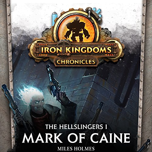 Mark of Caine audiobook cover art