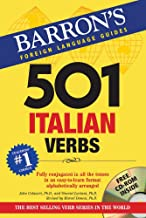 Scaricare Libri 501 italian verbs package 4th edition PDF