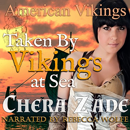 Taken by Vikings - At Sea audiobook cover art
