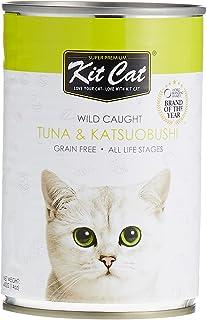 Kit Cat Wild Caught Tuna and Katsuobushi 400g