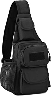 CamGo Tactical Sling Bag Crossbody Pack Mini Shoulder Backpack