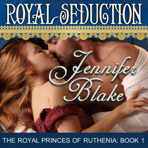Royal Seduction audiobook cover art