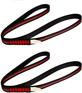 Boaton Climbing Utility Cord, Nylon Sling Runners, Creating Anchors System, Rappelling Gear, Perfect for Tree Work, Rock C...