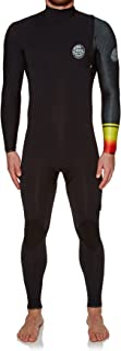 Rip Curl E-Bomb Pro 2MM GBS Zip Free Wetsuit Orange - Easy Stretch & Lightweight - Zip Free Entry
