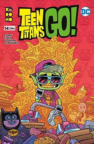Teen Titans Go! núm. 14