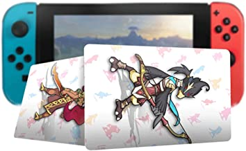 NFC Tag Game Cards for the Legend of Zelda Breath of the Wild Switch / Wii U - 23pcs Cards with Holder