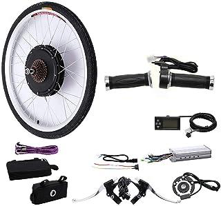 OUKANING Kit de conversión para bicicleta eléctrica de 26