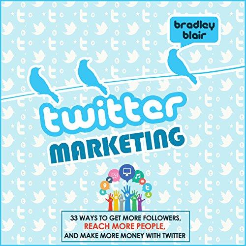 Twitter Marketing cover art