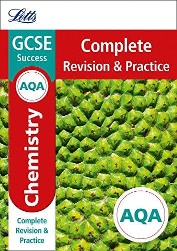 AQA GCSE 9-1 Chemistry Complete Revision & Practice (Letts GCSE 9-1 Revision Success)