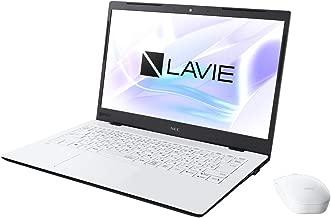 NEC LAVIE Home Mobile HM750/PA(パールホワイト)- 14.0型モバイルノートパソコン[Core i7 / メモリ 8GB / SSD 512GB / Microsoft Office 2019] PC-HM750PAW