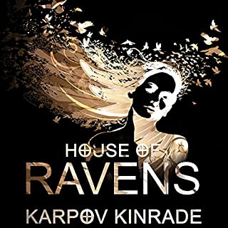 House of Ravens audiobook cover art