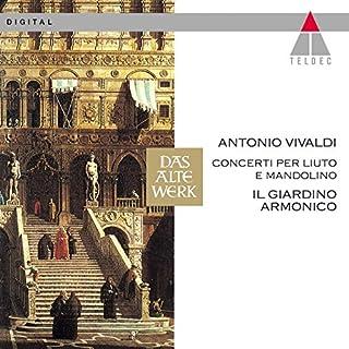 ヴィヴァルディ:リュート&マンドリンのための協奏曲集