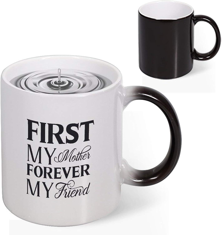 Changing Color Coffee Mug Novelty Heat Por Sensitive Heart Morph discount Fashion