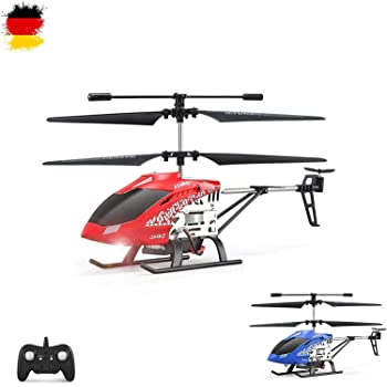 RC Helicopter Kids Toy Remote Control Helicopter with Gyro and LED Light 3.5-Channel Mini Helicopter Toy with Remote Control Indoor Adults Beginners Gift
