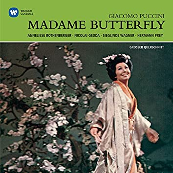 Puccini: Madame Butterfly [Electrola Querschnitte] (Electrola Querschnitte)