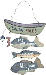 fishing decor for home