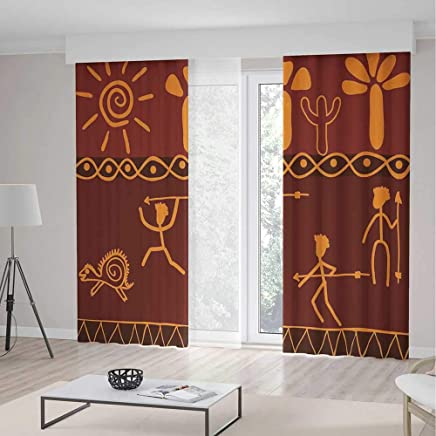 Amazon.fr : rideau motif africain - Voir aussi les articles sans ...