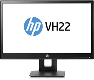 HP Computer Monitor LED 21.5 Inch - X0N05AA