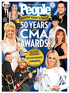 People 50 Years of the CMA Awards Country Music's Finest Special Edition