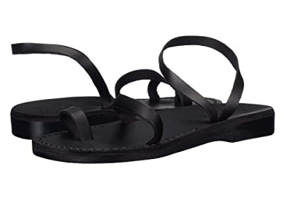 Jerusalem Sandals Ella (Black) Women