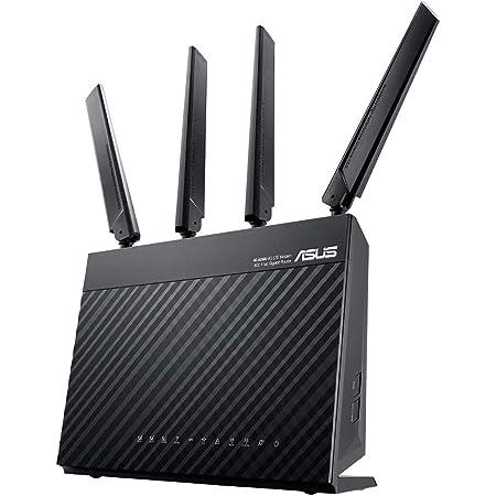 Asus 4g Ac68u Ac1900 Lte Wlan Router Computer Zubehör