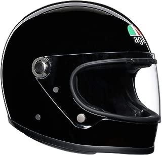 AGV Unisex-Adult Full Face X3000 Motorcycle Helmet Black Medium-Large