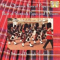 スコットランドのパイプとドラム ベスト (Best of Scottish Pipes & Drums : Journey Through Scotland)