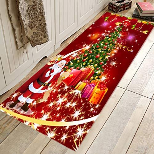 Handfly Alfombra Navidad Santa Alfombras