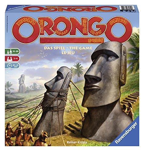 Preisvergleich Produktbild Ravensburger 26614 - Orongo Familienspiel