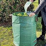 Bolsas de basura de jardín, de gran capacidad Hoja Jardín...
