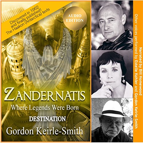 Zandernatis: Destination audiobook cover art