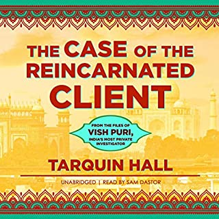 The Case of the Reincarnated Client cover art