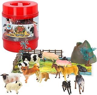 Amazon.es: animales de granja Muñecos y figuras: Juguetes