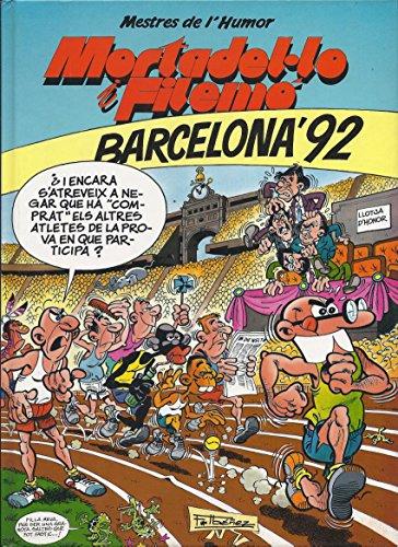 Mortadelo y Filemón. Barcelona 92