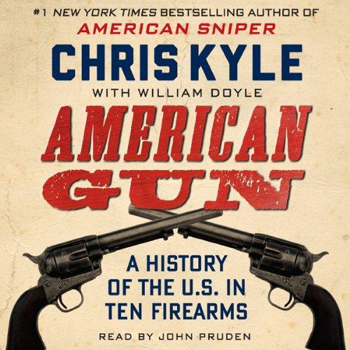 American Gun audiobook cover art