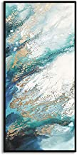 SANSNMI 100% Handmade Oil Painting On Canvas,60x120cm unframed
