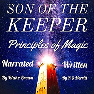 Principles of Magic audiobook cover art