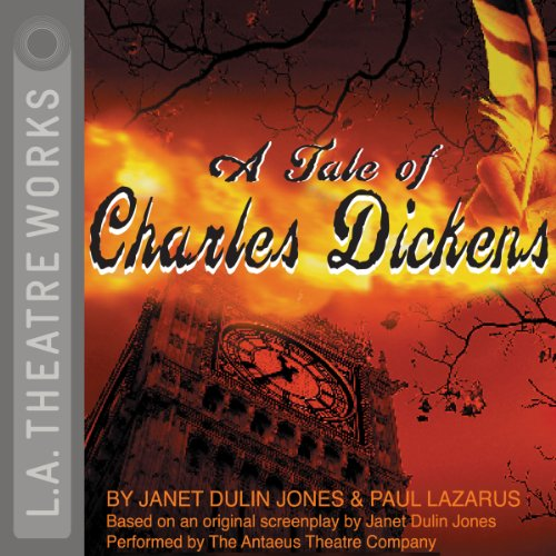 A Tale of Charles Dickens audiobook cover art