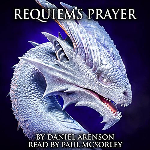 Requiem's Prayer (Dawn of Dragons, Book 3) audiobook cover art