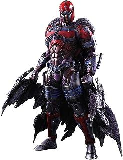 Square Enix Abysse Corp_AFGSQX256 Marvel - Variant Play Arts - Kai- Magneto, Multicolor