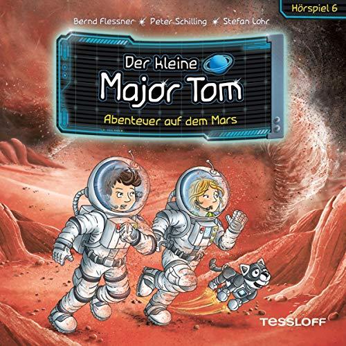 Abenteuer auf dem Mars Titelbild