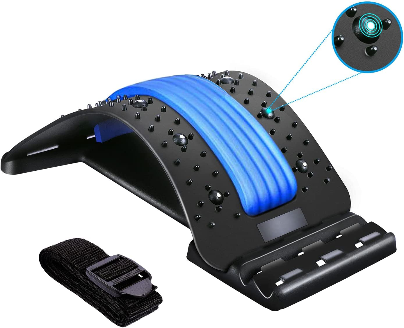 Back Stretcher Superlatite BUTHSKU Lumbar Multi-Lev Directly managed store Device Relief Pain